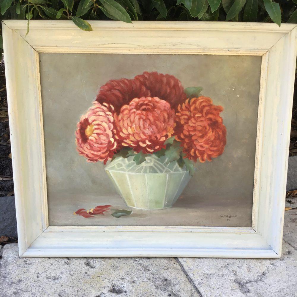 huile-sur-panneau-georges-mougenot-bouquet-de-fleurs-art-deco-les-curiosite-d-emilie