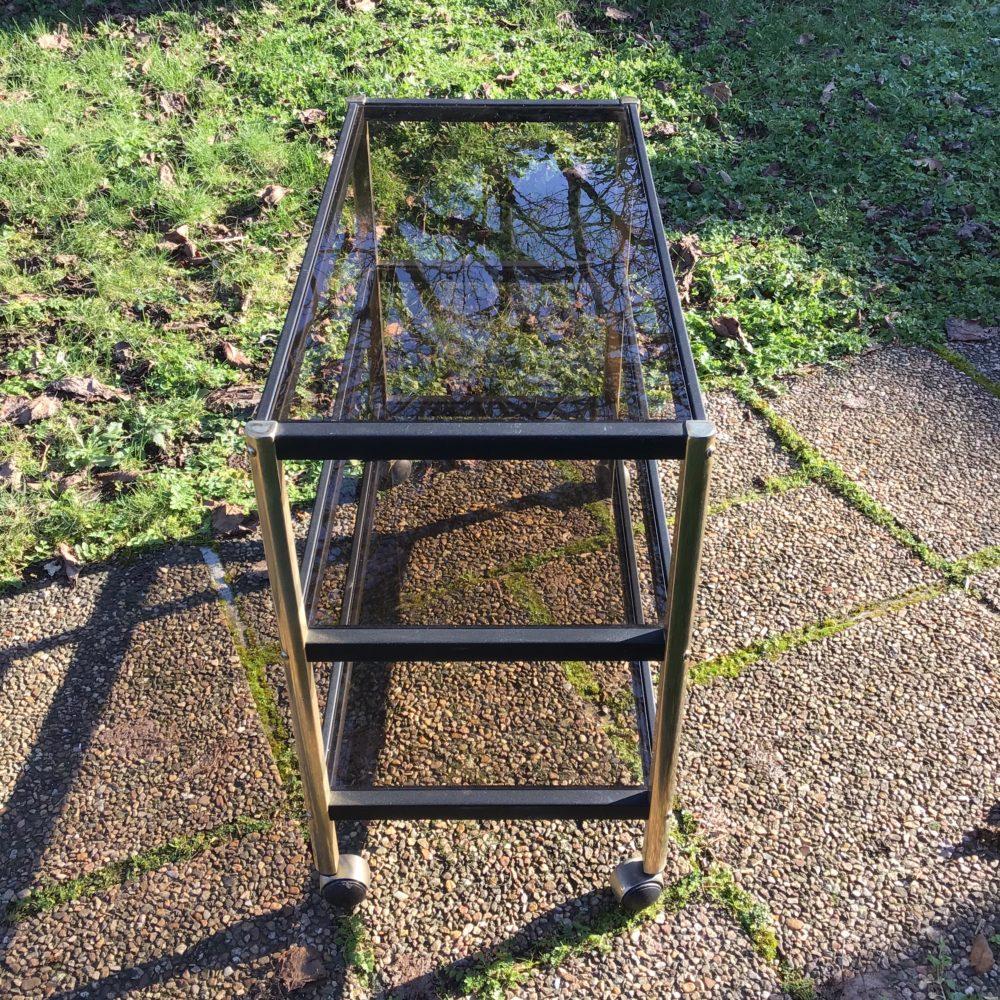 meuble-erard-structure-en-metal-dore-et-noir-verre-trempe-années-80-vintage-etageres-meuble-tv-les-curiosites-d-emilie-4