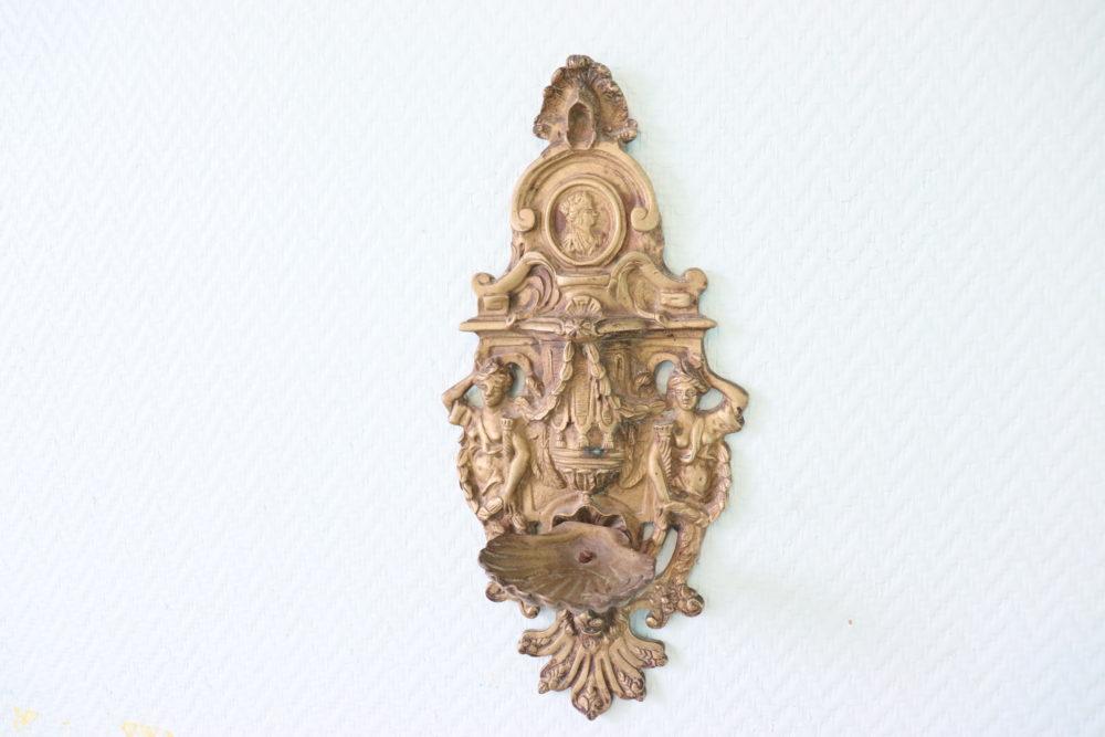bénitier-en-bronze-XIX-eme-les-curiosites-d-emilie-1